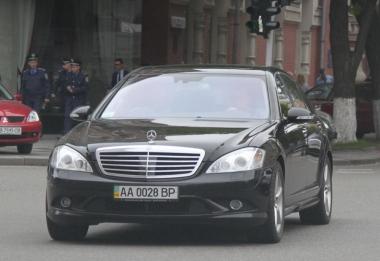 Украинские нардепы захотели автономера серии КА 0001 ВР КА 0600 ВР