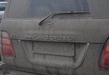 В Украине за грязные номерные знаки теперь будут штрафовать водителей.